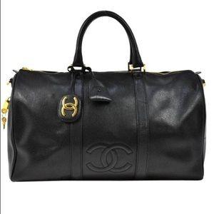 CAVIAR ❤️ Chanel ❤️Boston duffle bag